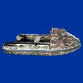 Bateau pneumatique camouflage Charles Oversea 2.7cc PVC 1.2mm