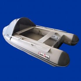 Annexe bateau pneumatique Charles Oversea 3.0i plancher gonflable de 3.00m
