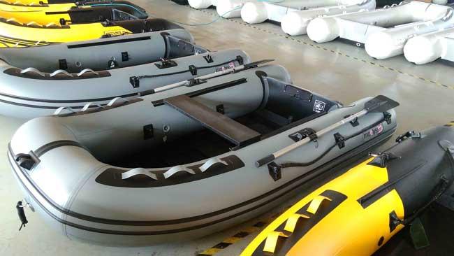 usine bateaux pneumatiques  Charles Oversea
