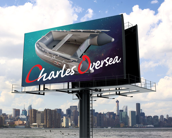 Bateaux Charles Oversea